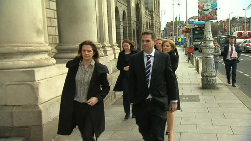 Further settlements reached in Quinn family, Anglo case