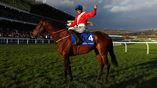 Rachael Blackmore will be reunited with A Plus Tard for his Gold Cup bid