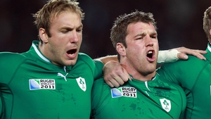 Stephen Ferris would like to see more Irish coaches in the international set-up