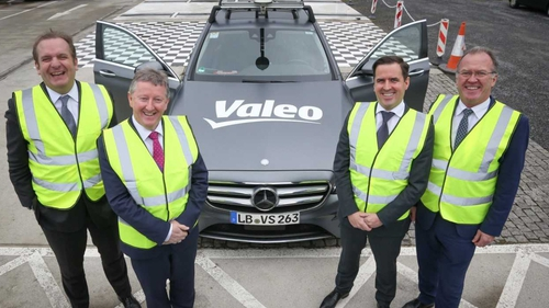 Valeo to invest €44m in its plant in Tuam