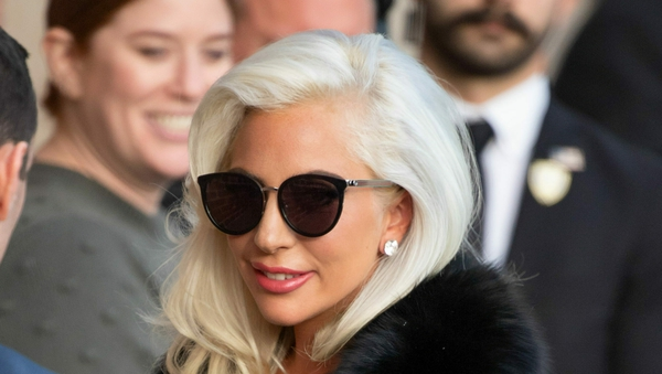 "Lady Gaga:  ""Rumors I'm pregnant? Yeah, I'm pregnant with #LG6."""