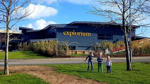 Explorium, ireland's National Sport & Science Centre