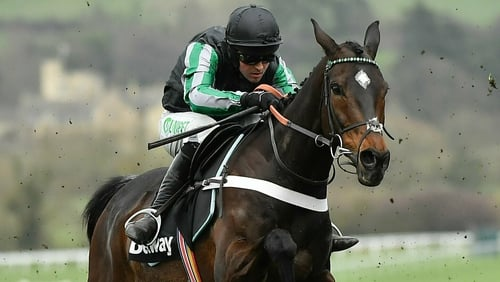 Altior is out of the Champion Chase