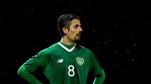 Zach Elbouzedi was one of two Waterford players named in Stephen Kenny's Republic of Ireland Under-21 squad
