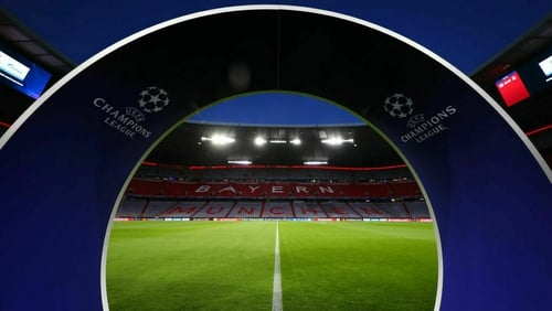 European clubs to discuss Champions League revamp