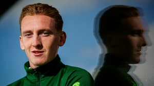 Ronan Curtis is likely to miss Ireland's March qualifiers