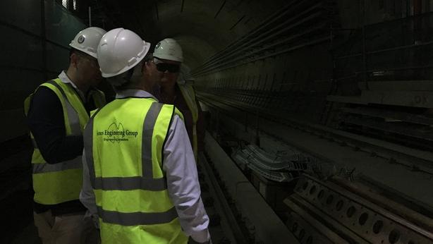 Irish bring construction influence to Saudi Arabia