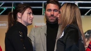 Katie Taylor faces Rose Volante in Philadelphia on Friday