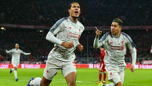 "Virgil van Dijk: ""There are currently players walking around in this football world that are out of this world basically and they've been doing it for many years."""