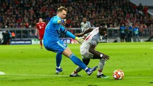 Sadio Mane turned on the style against Bayern Munich