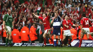 Wales beat Ireland to claim an unlikely Grand Slam in 2005