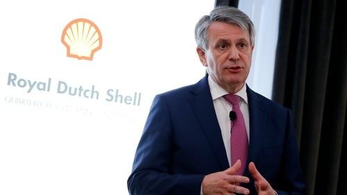 Shell CEO Ben van Beurden CEO has laid out plans to reduce greenhouse gas emissions to net zero by 2050