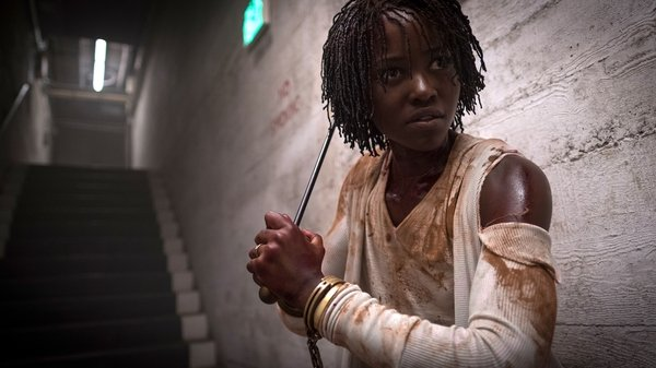 Moving from mom to marauder, Lupita Nyong'o makes Us her own in such a way that it feels like it would have been a lesser film without her