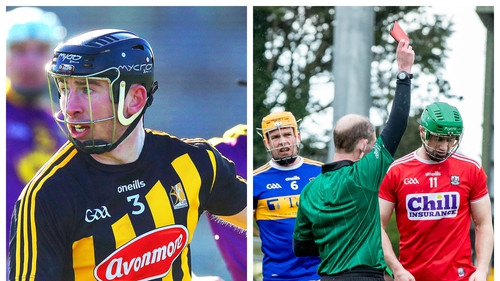 Delaney and Harnedy will miss their counties' provincial openers in May
