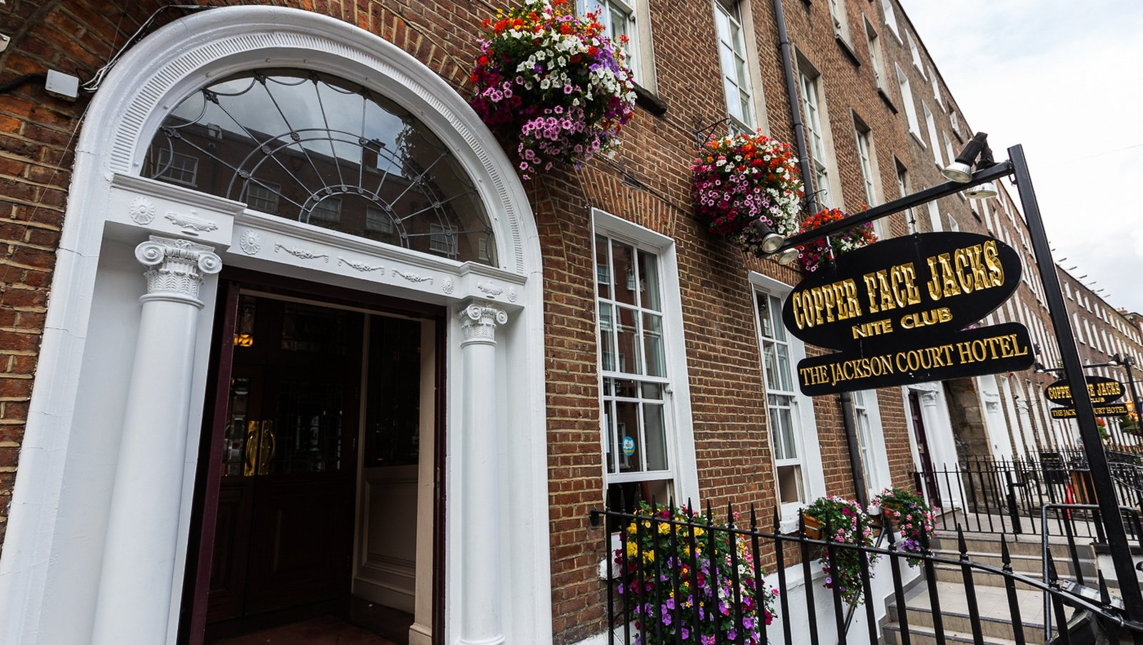 Dublin's 'Coppers' nightclub is up for sale