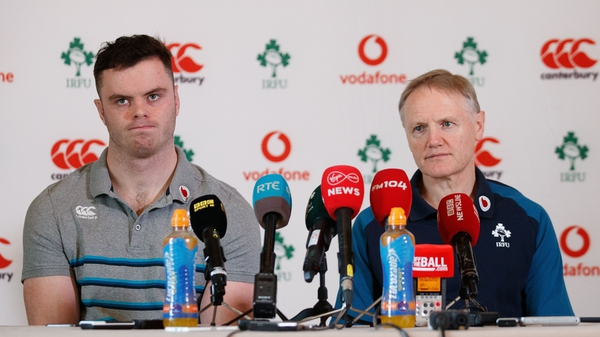 The Ireland head coach seemed vexed when discussing the issue with media