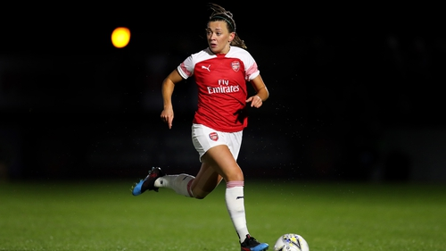 McCabe was in fine form as Arsenal recorded their fifth league win on the bounce