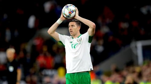 Ward has opted out ahead of the upcoming Euro 2020 qualifiers