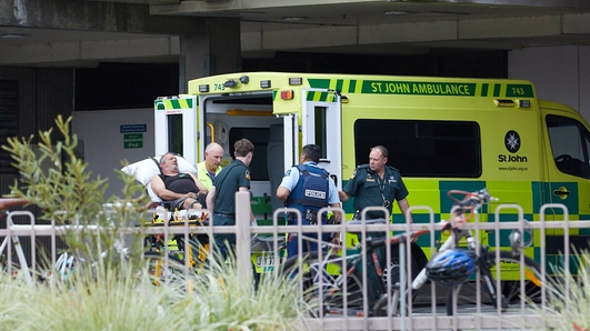 49 dead in attacks on New Zealand mosques