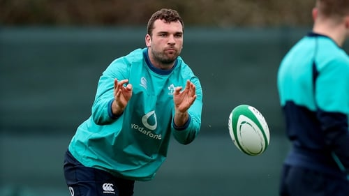 Tadhg Beirne will make his first Six Nations start for Ireland at the Principality Stadium