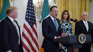 Leo Varadkar said America's people and values are what makes it great