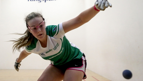 Martina McMahon is fancied to go all the way in the All-Ireland 40x20 competition