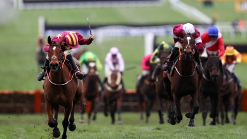 Minella Indo looks set to be aimed at Leopardstown