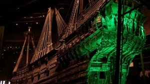 The Vasa warship, Stockholm, Sweden (Photo courtesy of Tourism Ireland)
