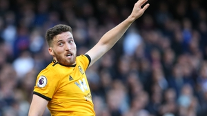 "Matt Doherty: ""The step up from the Championship is really big and at the beginning I had a few performances that weren't great."""