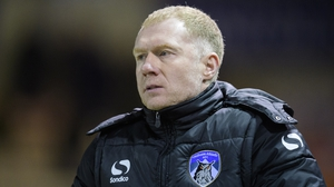 'I was away for 21 days, how could I interfere with his job?' says Oldham owner Abdallah Lemsagam
