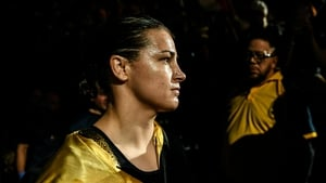 Delfine Persoon is next up for Katie Taylor
