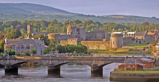 Limerick City Changes