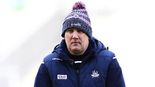 Ronan McCarthy's Cork are on the brink of relegation to Division 3