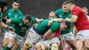 Ireland have it all to do against Wales in Cardiff