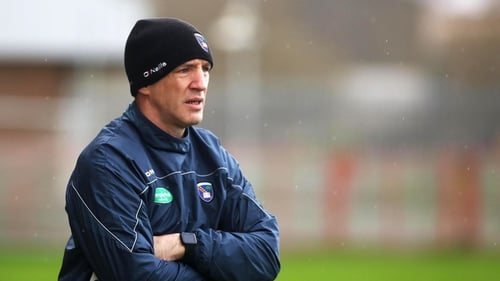 Kieran McGeeney's side secured safety with victory over Fermanagh