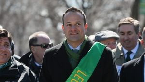 Leo Varadkar is in Chicago on the third day of his annual St Patrick's Day tour to the United States
