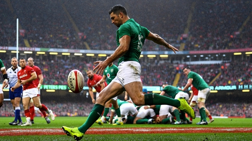 Ireland's kicking game could be crucial against physically superior teams