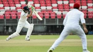 Andy Balbirnie in action (Pic: Cricket Ireland)