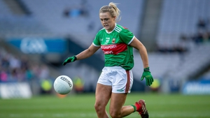 Fiona Doherty hit 1-02 for Mayo on the way to victory