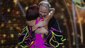 A great couple - Fred Cooke and Giulia Dotta All photos: Kyran O'Brien