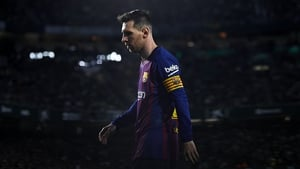 Lionel Messi was outstanding in Barcelona's win at Real Betis