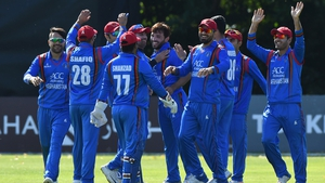 Afghanistan prevailed in India