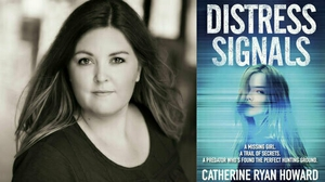 Catherine Ryan Howard, author of Distress Signals, signs six-figure US book deal