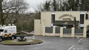 The incident happened at the Greenvale Hotel in Cookstown