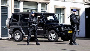 A Dutch anti-terror chief has the shooting was at 'several locations'