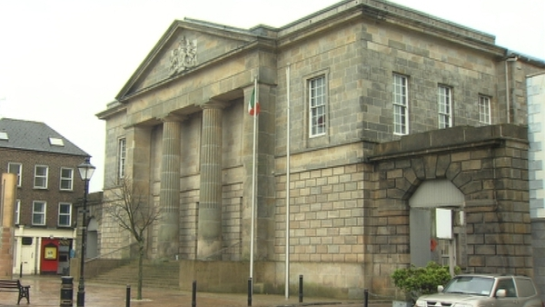 Two people appeared at Monaghan District Court today