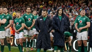 Ireland have dropped to third in the World Rugby Rankings while Wales move up to second