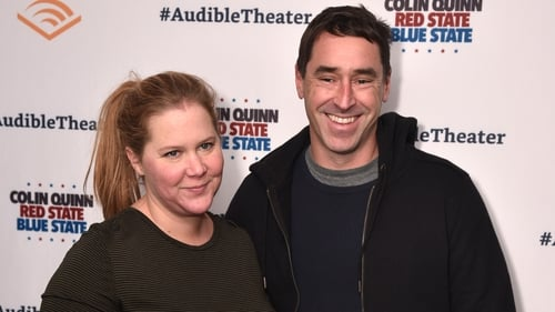 Amy Schumer and Chris Fischer - Son born in the early hours of Monday morning