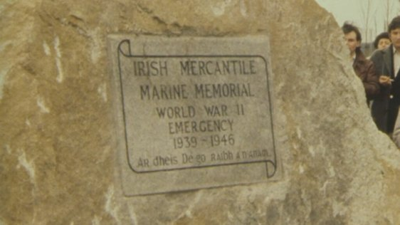 Irish Mercantile Marine Memorial, Irishtown (1984)