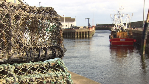 EU co-funding for Ireland's European Maritime and Fisheries Fund Operational Programme was suspended